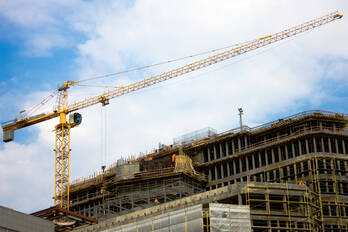 Beveiliging in de bouw