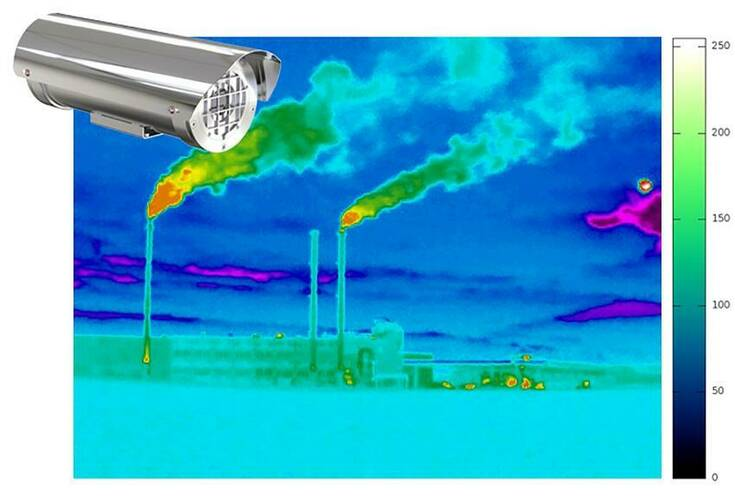 Thermal Temperature Measurement Webcam Center