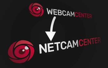 WebcamCenter becomes NetcamCenter
