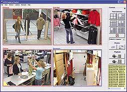 AXIS Camera Station 1 jaar software upgrades