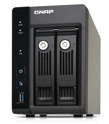 QNAP TS-253A 12TB