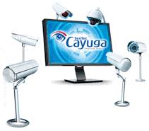 Qognify (SeeTec) Cayuga S50X Licentie incl.1 jaar SMA
