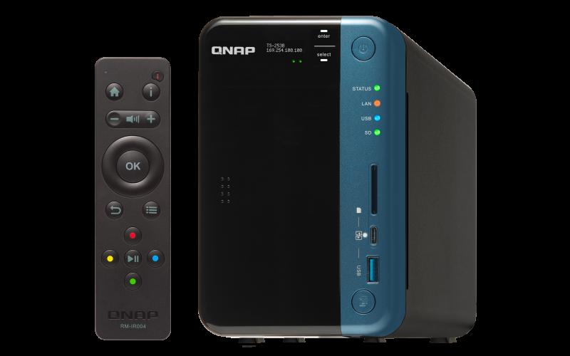 QNAP TS-253B 20TB