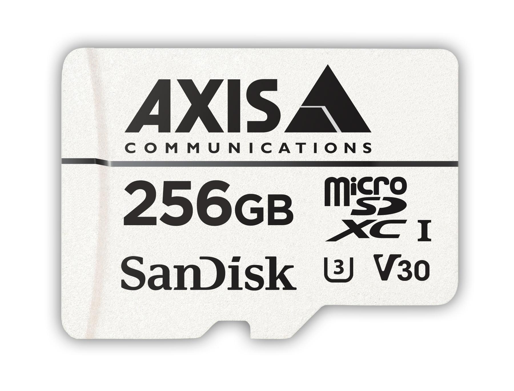 AXIS Surveillance card 256GB