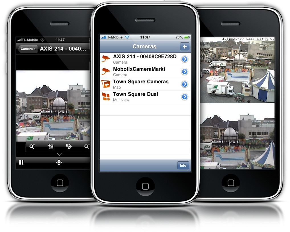 Netcamviewer NetcamViewer Mobile