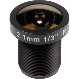 AXIS Lens M12 Megapixel 2.1 mm, F2.2