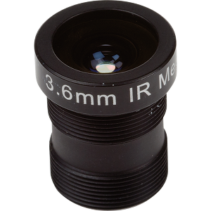 AXIS ACC Lens M12 3.6MM F2.0,