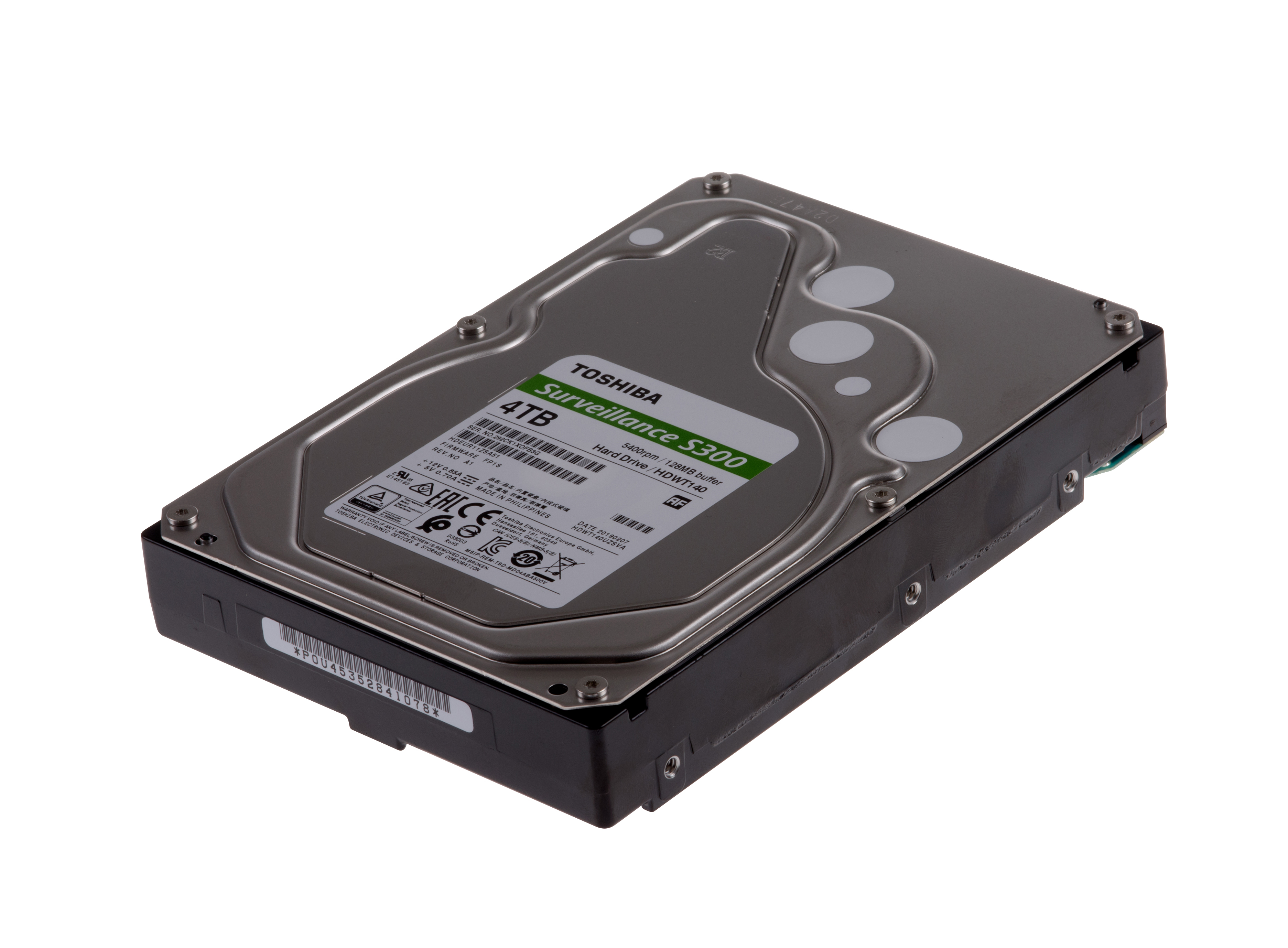 AXIS Surveillance Hard Drive 4TB