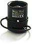 AXIS CS-mount vari-focal lens 2.4 - 6 mm